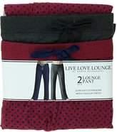 Karen Neuburger Ladies' 2-pack Lounge Pant