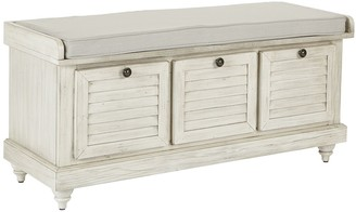 Osp Home Furnishings OSP Designs Dover Storage Bench
