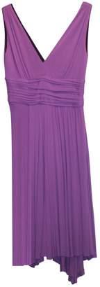 Prada Purple Viscose Dresses