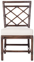 The Well Appointed House X and Diamond Dining Side Chair-Available in a Variety of Finishes