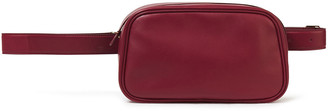 The Row Fannypack Leather Belt Bag