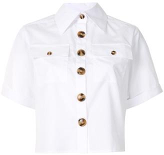 ANNA QUAN Riley short-sleeved shirt