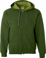 Gildan Adult Heavy BlendVintage Classic Full-Zip Hooded Sweatshirt - M