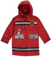 """Wippette Little Boys' Toddler """"Jr. Firefighter"""" Rain Jacket"""