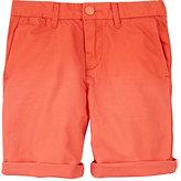 Scotch Shrunk Slub Cotton Shorts