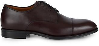 Aquatalia Derek Weatherproof Leather Derby Shoes
