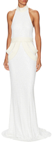 Risen One Sequin Floor Length Dress
