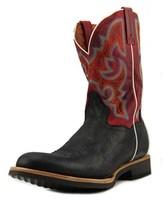 Dan Post Odessa Round Toe Leather Western Boot.