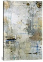 iCanvas 'Asking For White' Giclee Print Canvas Art