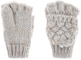 Monsoon Cross Stitch Gem Capped Gloves
