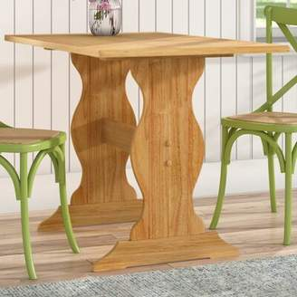 August Grove Patty Nook Kitchen Table August Grove Color: Natural