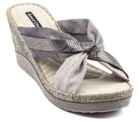 GC Shoes Adora Wedge Sandal Women's Shoes