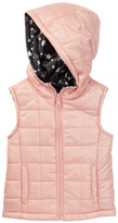 Urban Republic Light Rose Reversible Vest (Toddler & Little Girls)