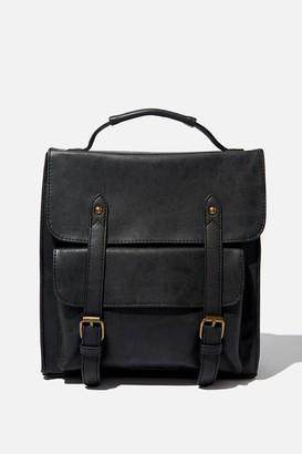 Buffalo David Bitton Satchel Backpack