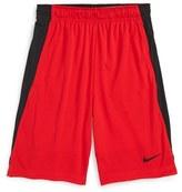 Nike Boy's 'Fly' Dri-Fit Training Shorts
