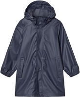 Mini A Ture Mini-A-Ture Ombre Blue Riley Rain Jacket