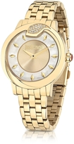 Just Cavalli Spire JC Golden Stanless Steel Women's Watch