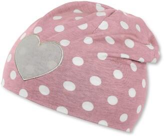 Sterntaler Baby Girls' Slouch Beanie Hat