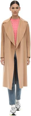Sportmax Zeo Virgin Wool & Cashmere Coat
