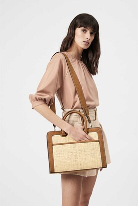 Witchery Lana Woven Tote