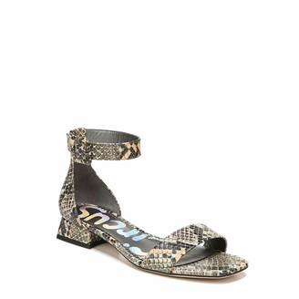 Sam Edelman Womens Jade Blue Ankle Straps 11 M