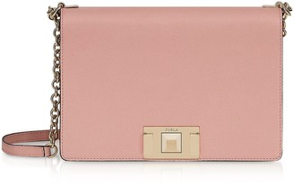 Furla Leather Mimi S Crossbody Bag