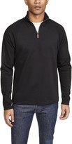 Vince Long Sleeve French Rib Sweater