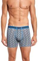 Saxx Men's Vibe Print Boxer Briefs