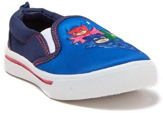 Sg Footwear PJ Masks Slip-On Sneaker (Toddler)