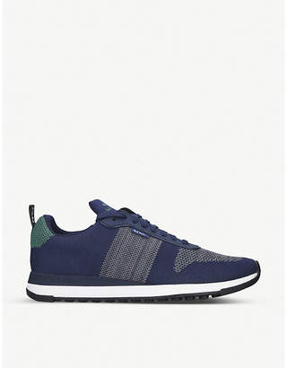 Paul Smith Rapid Runner recycled mesh trainers
