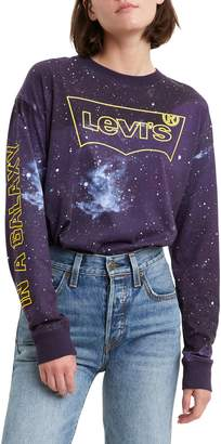 Levi's Star Wars x Graphic-Print Oversized Shirt
