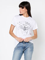 All About Eve New Womens Cali Skies T Shirt In White Tops & T Shirts