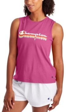 Champion Women's Logo Tank Top