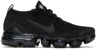Nike Black Air VaporMax Flyknit 3 Sneakers