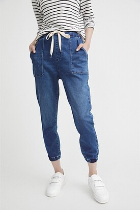Witchery Denim Jogger