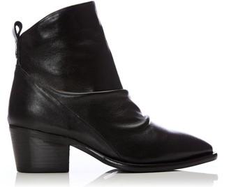 Moda In Pelle Lizbethy Black Leather