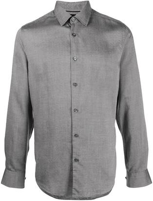 HUGO BOSS Micro-Dot Shirt