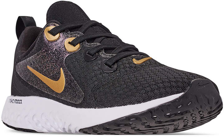 brand new 0e478 59f73 Nike Gold Girls  Shoes - ShopStyle