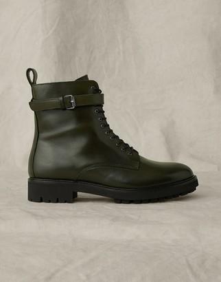 Belstaff Finley Leather Boot