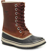 Sorel Women's 1964 Premium Leather Snow Boot -Tan
