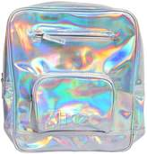 Kenzo Iridescent Faux Leather Backpack