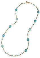 Lauren Ralph Lauren Paradise Found Turquoise Station Necklace