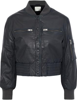 IRO Colombe Leather Bomber Jacket