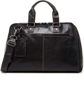 Jack Georges Voyager Convertible Genuine Buffalo Leather Duffle