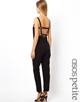 Asos Exclusive Strappy Jumpsuit