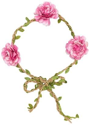 Piccola Ludo Adore floral headband