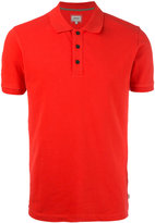 Armani Collezioni classic polo shirt - men - Cotton/Spandex/Elastane - L