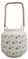 Threshold Ceramic Lantern - Cream (Large