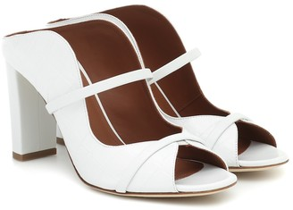 Malone Souliers Norah 85 leather sandals
