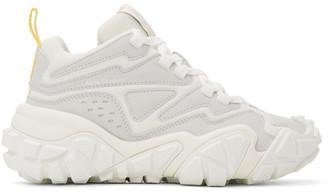 Acne Studios White Bolzter Bensen Sneakers